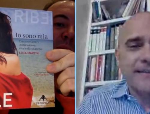 """Luca Cremonesi presenta Luca Martini e """"Io sono mia"""""""