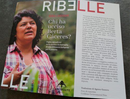 """""""Chi ha ucciso Berta Cáceres"""" a Sui Generis, su Radio Popolare"""