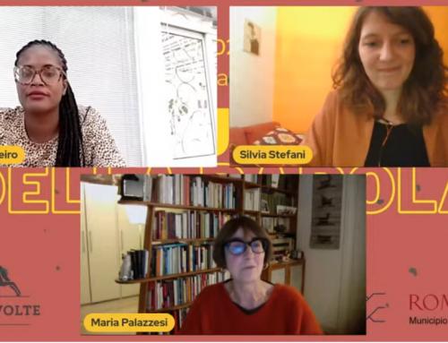 """Presentazione """"Il luogo della parola"""" di Djamila Ribeiro a Feminism"""