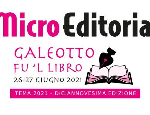 Capovolte a Microeditoria 2021